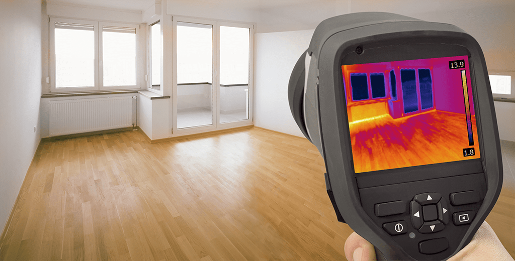 Infrared Thermal Imaging Survey